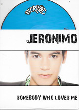 JERONIMO - Somebody who loves me CD SINGLE 2TR Europop 2011 Dutch cardsleeve