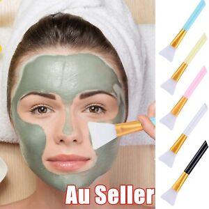 Silicone Face Mask Brush Facial Mask Mud Mixing Applicator Makeup Tool Face Care