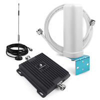 Cell Phone Signal Booster 850MHz 1900MHz Enhance 2G 3G Voice Call for Home use