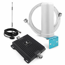 New listing 850/1900Mhz Cell Phone Signal Booster Gsm 2G 3G 4G Repeater for Home Office Use