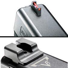 Taran Tactical Innovations TTI Ultimate Fiber Optic Sights Set for Glock