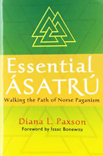 Paxson Diana L-Essential Asatru (US IMPORT) BOOK NEW
