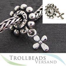TROLLBEADS Silberbead Rosenkranz -  People's Bead Spirituelle Kollektion 11364