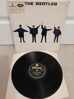 The Beatles Help Vinyl LP PMC 1255 Mono KT Code GL Sleeve