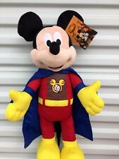"SUPERMAN Mickey Mouse Halloween Costume Decoration UNIQUE Brand New 21"" Tall"