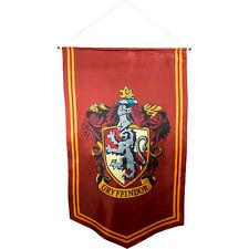 Harry Potter - Gryffindor Satin Banner NEW