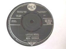 """NEIL SEDAKA - LITTLE DEVIL   7""""  61  G  (PLAYS GREAT)"""