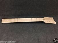 New Electric guitar neck Maple 24fret 25.5inch Rickenbacker Dot Inlay Fretboard