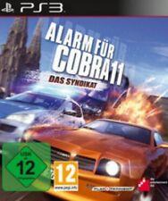 Playstation 3 ALARM FÜR COBRA 11 DAS SYNDIKAT * Top Zustand