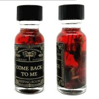 Come Back to Me Oil Lost Love Magnet Magick Oils Witchcraft Supplies Occult