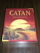 The SETTLERS of CATAN Game!!  Brand New + Sealed!!