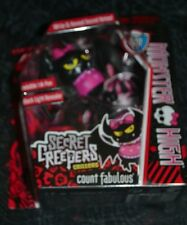 2014 MONSTER HIGH SECRET CREEPERS CRITTERS COUNT FABULOUS