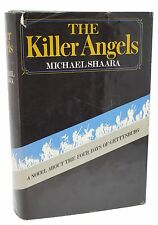 The Killer Angels ~ First Edition ~ Michael Shaara ~ 1st Printing Pulitzer Prize