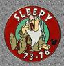 Sleepy Magic Kingdom Parking Sign Pin - DISNEY Cast Lanyard - WDW Series 4