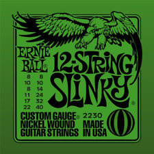 Ernie Ball 2230E 12 String Slinky - Nickel Wound 08-40