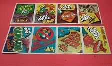 Sets 1 and 2 Fun House TV Show Stickers Sets of 4  each
