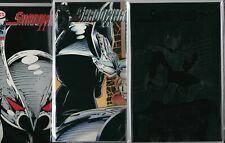 Shadowhawk II #1 #2 #3 NM UNUSED  Set 1993     A2.454