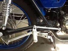 Honda CB350 Twin Bolt-On Cafe Racer-Road Racer Rear Sets