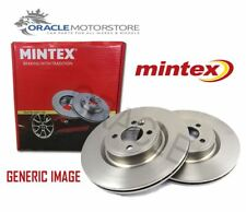 NEW MINTEX FRONT BRAKE DISCS SET BRAKING DISCS PAIR GENUINE OE QUALITY MDC1576
