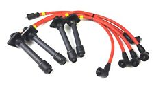 Magnecor KV85 Ignition HT Leads Cable Import Starlet 1.3 EP82 Turbo 4E-FTE Boot