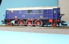 Messing KleinserienmodellSchwarz Modellbau Diesellok V 140 001 Funktion+Licht OK