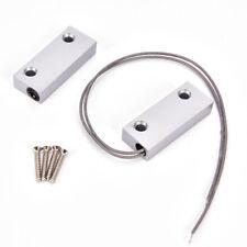 Puerta de metal alarma magnética interruptor de contacto rodillos persit2