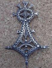 Croix du sud - Agadès - En argent Sans Poinçon - 70 X 54mm
