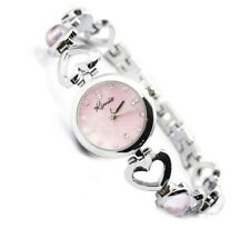 KIMIO Women's Watches beads Watch Girls' fashion evening party Wristwatch Pink