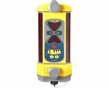 Spectra LR30-1 Machine Control 360 Laser Level Receiver Hard Case Trimble Alkali