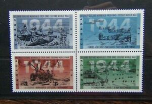 Canada 1989 50th Anniversary of Second World War 1st Issue MNH