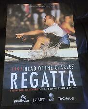 HEAD OF THE CHARLES REGATTA 1997 COMMEMORATIVE PROGRAM