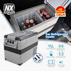 Portable Car Refrigerator 48QT Compressor Fridge Mini Freezer 12V Truck RV Camp photo