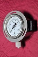 Labom en 837-1 pressure transmitter 0 to 25 bar & 0 to 360 psi
