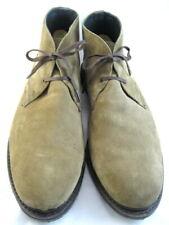 """Allen Edmonds """"CYRUS"""" Chukka Boots 15 D Light Brown Suede   (248)"""