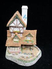 David Winter Cottages 1995 The Flower Shop Collectors Guild