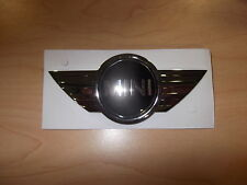 Mini Cooper S Front Emblem Logo Wing R55 R56 2007-2013 51142754973  OEM
