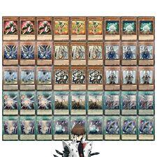 Yugioh LDS2-DE Blauäugiger Weißer Drache Deck Set - 45 Karten - Seto Kaiba