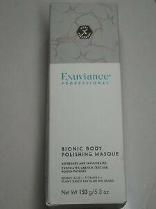 Exuviance Bionic Polishing Masque Refreshes Smoothes Skin 150g. 5.3 oz