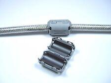 Klappferrit ferrita para cable 10-13mm gris red filtros EMI RF filtro CLAMP Grey
