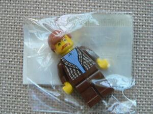 Lego Harry Potter Vernon Dursley Minifig