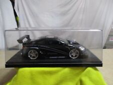 1/18 SCALE MUSCLE MACHINES SS TUNER ACURA RSX W/ DISPLAY CASE