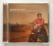 ROBBIE WILLIAMS – REALITY KILLED THE VIDEO STAR - CD ALBUM Candy You Know Me