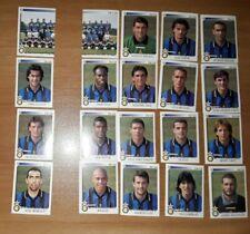 FIGURINA CALCIATORI PANINI 1997-98 INTER  NEW    MENU A TENDINA