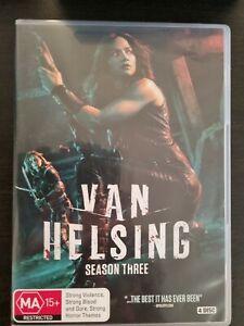 Van Helsing - Season 3 DVD