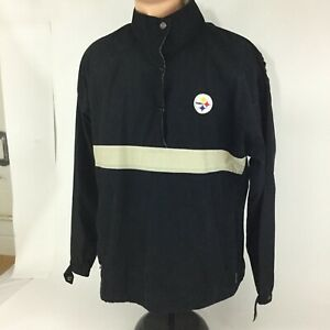 Pittsburgh Steelers Women's Pullover - Waterproof - XL
