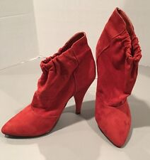 Marco Santi Women's 8 Red Boots