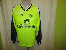 Borussia Dortmund Nike Langarm Deutscher Meister Trikot 1995/96 Gr.176- S
