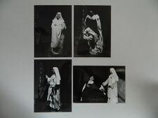 lot 4 photo originale GERARD PERCICOT Opéra dialogues des Carmélites 1976