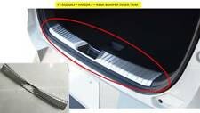 MAZDA CX-3 REAR TAIL DOOR INNER TRIM BEZELS STAINLESS STEEL - YT-MZD043