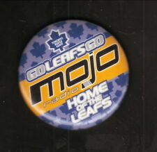 Toronto Maple Leafs--Mojo Radio Pin--Radio Home of the Leafs